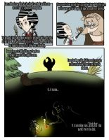 The Adventures of Wilson P. Higgsbury p. 8 by GhostlyMuse