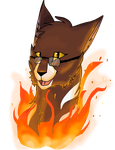 The Sage of Fire (gift) by Saphira1471