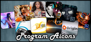 Program Aicon Pack 1 by HarryBana