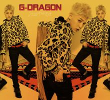 G-DRAGON BLEND 2 by jessy-izan