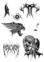tattoo designs by mahgnitton