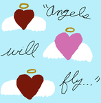 Angels Will Fly by TheMysteriousPoet