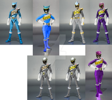 What-If Set - SH Figuarts Kyoryuger Final Brave by Zeltrax987