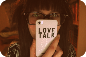 Let's have a love talk, baby by sonjaeattheworld