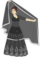 Indian Lehnga 3 by Madhuchhanda