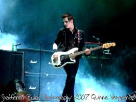 Mikey Way: The Model by synysterxmiss