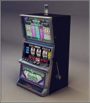 Slot_Machine by Omessler