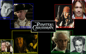 Pirates and Actors Wallpaper by DirntFan13