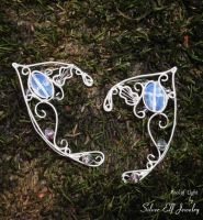 Pool of Light (Galadriel) Elf Ears by Lyriel-MoonShadow