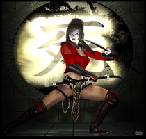 Shi by TonyDumont