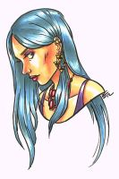 Roxine by kittendrumstick