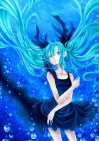 Vocaloid: Deep Sea Girl by chronosIV