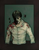 Hannibal : Hannibal Lecter : He is a monster by 666solitaryman