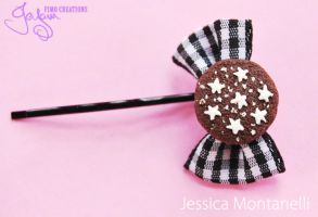 Pan Di Stelle - Bobby Pin by Jeyam-PClay