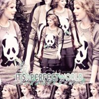 It's a perfect world by Youshakemyworld