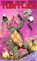 Raphael TMNT Con Commision by Jasen-Smith