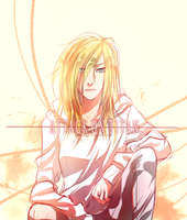 Annie leonhardt - caged gold by NiseSK