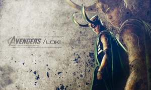 Loki wallpaper by Queen-Stormcloak