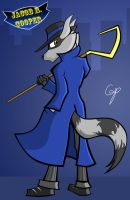 Sly Cooper OC 'Contest Entry' by GPedde