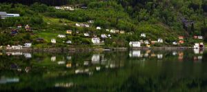 Sailing the fjords to Skjolden 55 by abelamario