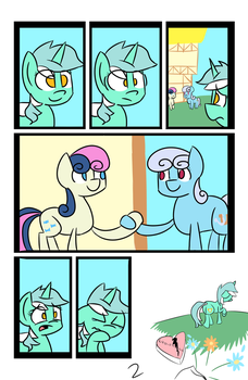 Lyra's Verse (Page 2) by ProvolonePone