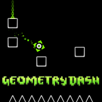 Geometry Dash ICON by WarrioTOX