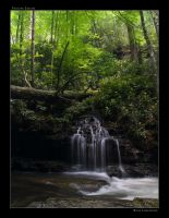 Trickling Cascade by linkf1