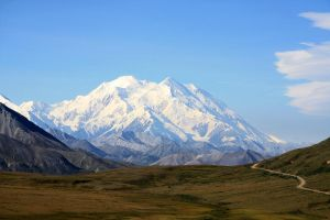 Mount McKinley by HeatherHorton