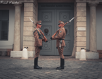Hungarian Guards by fuadviento