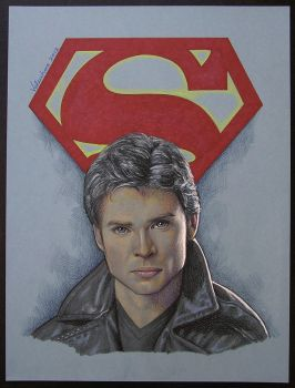 Smallville Superman by tempestsreign