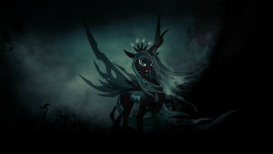 Chrysalis Wallpaper by axe802