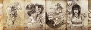 Shaman's Storyboard by Loreen