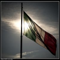 mexican flag by avaladez