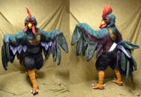 RJ Rooster by temperance