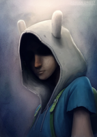 Finn The Human by Adrian-Drott