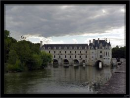 Chenonceaux - 5 by J-Y-M
