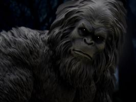 Sasquatch.. by Alz-Stock-and-Art