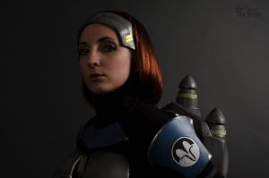 Bo-Katan Kryze - Death Watch by YourMojoByJojo