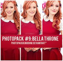 Photopack #9: Bella Throne. by photopackkingdom