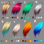 Hair Colors by Overlord-Jinral