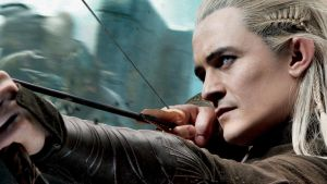 Desolation of Smaug Legolas by vgwallpapers