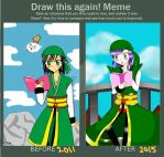 Draw This Again Meme Sagojyou by Sagojyousartpage