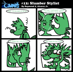 The Glumps #12: Slumber Stylist by Teh-Ray