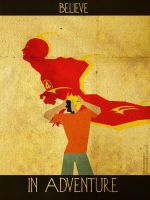 Believe - The Human Torch by KerrithJohnson