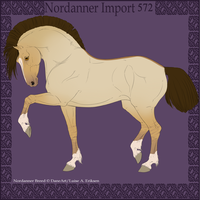 Nordanner Import 572 by DovieCaba