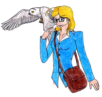 APH-Quebec and Owl by Nintendraw