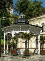 Karlovy Vary - Pavilion of the freedom source by pingallery