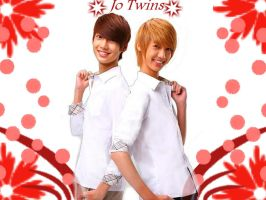 Boyfriend Jo Twins by PersiaYukitsuki