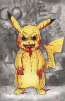 BRVR Pikachu Pokemon Creepypasta by ChrisOzFulton