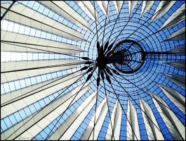 sonycenter berlin. by herbstkind